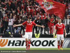 Cardozo & Lima, Benfica - Newcastle, 2012/13