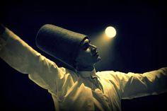 I feel your light inside me when I dance