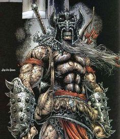 Dark Ages Viking Spawn
