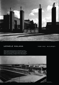Nepotul lui Ion Creangă a adus modernismul la Bucureşti Bucharest, Modernism, Willis Tower, Cn Tower, Romania, History, Building, Dan, Travel