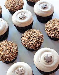Georgetown Cupcake's Pumpkin Spice Cupcake Recipe #DCCupcakes