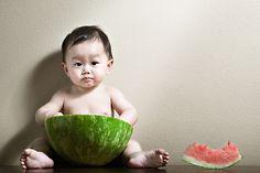 I love watermelon by jwlphotography, via Flickr