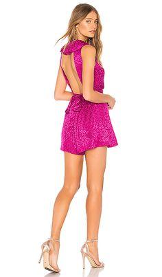 b09cbab270dcb Cindy Romper in Magenta Occasion Dresses, Magenta, Romper, Casual Dresses,  Overalls,