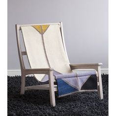 Sling Chair with Wool Sling • michael yates design • Tictail