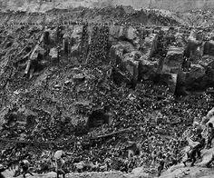 The hell of Serra Pelada mines, 1980s