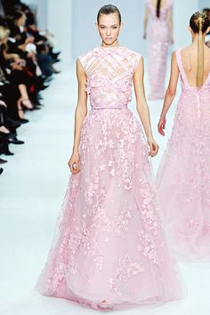 Elie Saab Spring 2012 Couture from NYMag.com