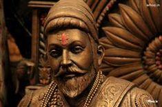 Chatrapati Shivaji Maharaj Statue With Face Closeup HD Wallpaper,Maratha Fighter Shivaji Maharaj HD Wallpaper,Shivaji Maharaj Original Painting Images