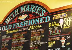 Old Fashioned Ice Cream Parlor | Beth Marie's Old Fashioned Ice Cream Shop | Flickr - Photo Sharing!