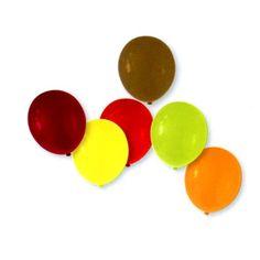 Ballons assortis