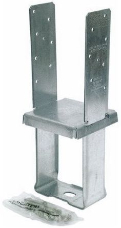 Simpson Strong Tie CBSQ66-SDS2 6x6 Post Standoff Column Base w/SDS Screws by Simpson Strong-Tie. $29.11. The CBSQ uses Simpson's SDS screws, which allow for fast installation, reduced reveal and high capacity, providing a greater net section area of the column compared to bolts.