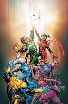 GREEN LANTERN: NEW GUARDIANS VOL. 1 - THE RING BEARER | DC Comics