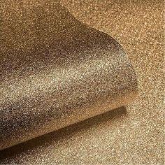 Wunderbar TEXTURIERT FUNKELN TAPETE   GOLD   MURIVA COUTURE 701354 GLITZER