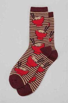 Ramen Sock - Urban Outfitters