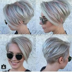 ashy mauve pixie - Google Search