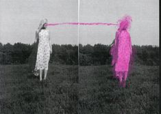 """crossconnectmag: """"Anna Malina: Experimental Gif MakerFrom Germany, the work of this prolific self taught gif artist has a direct lineage to experimental filmmakers like Maya Deren and Kenneth Anger. Aesthetic Gif, Aesthetic Wallpapers, Scary Gif, Woods Photography, Animation, Design Graphique, Gifs, Motion Design, Graphic Design Illustration"""