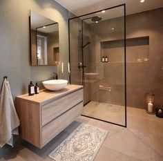 44 magnificient scandinavian bathroom design ideas that looks cool – Bathroom Inspiration Scandinavian Bathroom Design Ideas, Modern Bathroom Design, Bathroom Interior Design, Bath Design, Key Design, Toilet And Bathroom Design, Bathroom Vinyl, Mirror Bathroom, Brown Bathroom