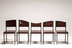Cadeiras Moon <3