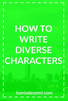 Want to write diverse characters, but don't know how? Here are 3 easy tips to get you started today! Writing Quotes, Fiction Writing, Writing Advice, Writing Resources, Writing Help, Writing Skills, Writing A Book, Writing Prompts, Writing Ideas