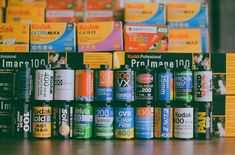 How Film Formats Came To Be · Lomography