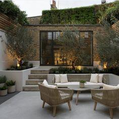 Home Design Decor, Dream Home Design, My Dream Home, Home Interior Design, Luxury Interior, Patio Interior, Interior And Exterior, House Rooms, Home Fashion
