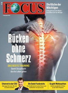 #Rücken ohne Schmerz - Das beste #Training, damit Sie aufrecht durchs Leben gehen. Jetzt in @focusonline:  #Schmerzen #Health #Healthy #backpain #pain