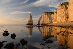 Tony Helsloot photo of Etretat, north coast of France