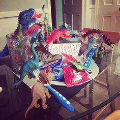 #Dinovember Day 1: Candy for Breakfast