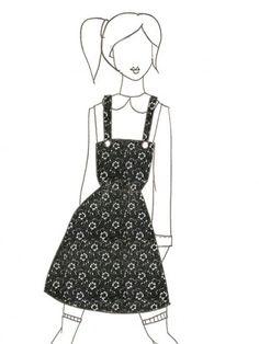 Support and turn this sketch into real product! Jules Lace by Amy He.