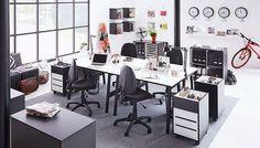 Kontorsmöbler, Lagerinredning och Verkstadsinredning | AJ produkter