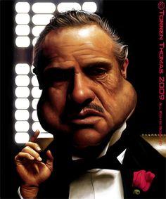 Godfather by Torren Thomas-USA/July19,2012