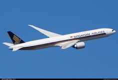 Photo of 9V-SWQ Boeing 777-312ER by James Rowson