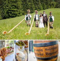 Hochzeit auf der Stöger Alm | weddingmemories blog - Hochzeitsfotografie aus München