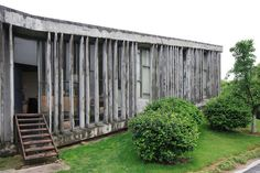 Edward Denison | Five Scattered Houses - Yinzhou Park, Ningbo