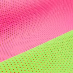 Pink & Green Reversible Neon Neoprene