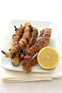 Street food: Stigghiole!italy