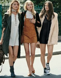 Officially launching its September 2015 campaign, Free People taps top models Martha hunt, Elsa Hosk and Emily DiDonato as the faces of its latest fall essentials. The trio was photographed in Paris, France, by Jason McDonald and Lauren Cohan for a stylish shoot. The girls model autumn must haves including beanies, faux fur coats, denim …