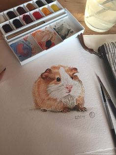 Let me create a PET PORTRAIT for you! Send me a photo of your pet, and Ill create YOUR very own Pet portrait. Created by hand! Pet Portraits, Kale, Your Pet, Create Yourself, How To Draw Hands, Pets, Painting, Animals, Collard Greens