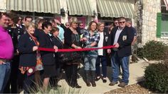 Monica's Mark Boutique in Gruene, Texas (New Braunfels) celebrating their grand opening with a ribbon-cutting hosted by the New Braunfels Chamber of Commerce. Thanks to all the friends and Chamber Members who came out to show your support! Here's to 2017! New Braunfels Chamber of Commerce Our chamber is great! Check out the cool stuff[Read More]