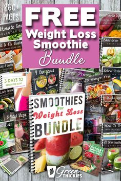 This 260 page FREE Smoothies For Weight Loss Bundle gives you everything you need to get started seeing immediate results from smoothies. Your health will thank you for it. Lose of Fat Every 72 Hours! Learn the Fast Weight Loss Fruit Smoothie Recipes, Smoothie Diet, Fruit Recipes, Blender Recipes, Spinach Recipes, Detox Recipes, Beef Recipes, Vegan Recipes, Make Ahead Smoothies