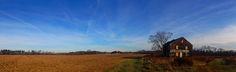 The Old Farmhouse Panorama