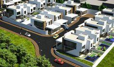 Concept Architecture, Residential Architecture, Architecture Design, Duplex House Plans, Apartment Floor Plans, Row House Design, Modern House Design, Urban Design Plan, House Construction Plan