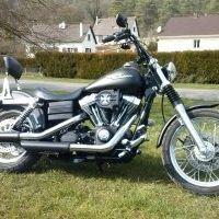 dyna street bob Harley Davidson dans Motos et Pièces sur Custom-annonces.fr
