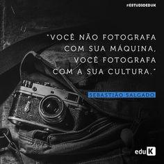 Quem concorda que fotografar exige muito mais do que simplesmente apertar um botão? Fotografia exige estudo, dedicação e o principal, amor.