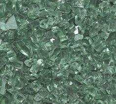 Evergreen 1/4 Inch Fire Glass
