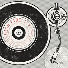 Vintage Analog Record Player Prints by Michael Mullan at AllPosters.com
