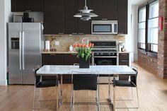cucina con frigo separato - Cerca con Google   Kitchen   Pinterest ...