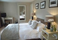 A small luxury hotel with just five elegant rooms, in a picturesque location surrounded by the rolling Cheviot Hills