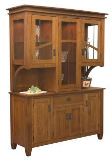 Amish Empire Hutch.