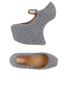 I found this great JEFFREY CAMPBELL Pump on yoox.com. Click on the image above to get a coupon code for Free Standard Shipping on your next order. #yoox