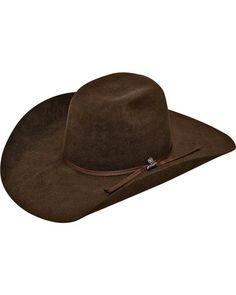 Ariat Men s 100% Fur 6X Cowboy Hat  452da952ba3